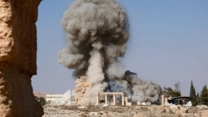 Destruction of the Temple of Baalshamin (wikipedia.com)