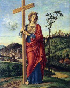 Helena of Constantinople (da Conegliano)