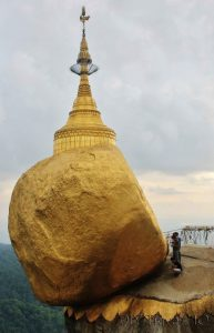 Golden Rock (photo courtesy of DIY Travel HQ)