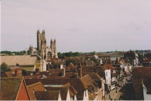 View of Canterbury