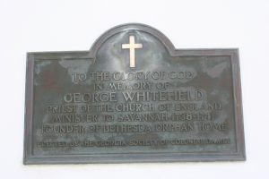 Christ Church George Whitefield Memorial