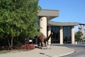 Creation Museum Dinosaur Sculpture
