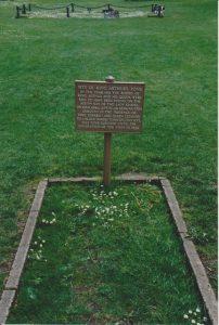 Tomb of King Arthur