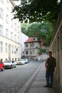 Prague Jewish Ghetto