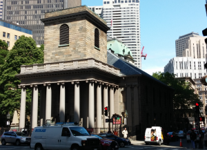 King's Chapel in Boston
