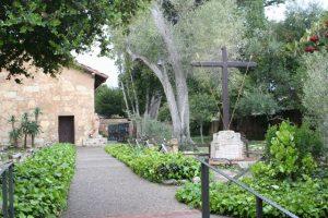 Kitchen Garden of Mission Carmel