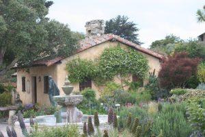 Gardens of Mission Carmel