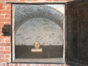 Old South First Presbyterian Church of Newburyport George Whitefield Tomb