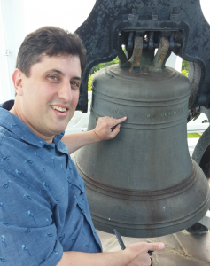 Old South First Presbyterian Church of Newburyport Paul Revere Bell