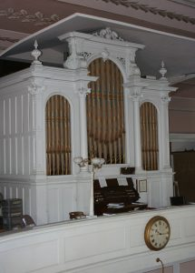Old South First Presbyterian Church of Newburyport Pipe Organ