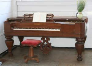 Old South First Presbyterian Church of Newburyport Piano