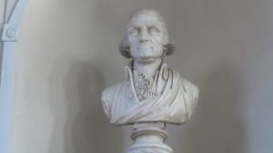 Old North Church Bust