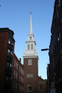 Old North Church Facade