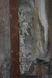 Cross Niche in Sedlec Bone Church