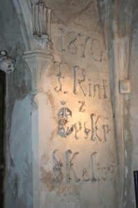 Rint Memorial in Sedlec Bone Church