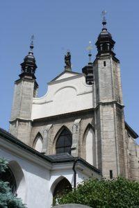 Sedlec Bone Church Exterior