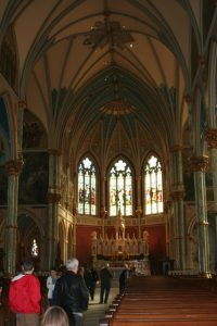 Cathedral of Saint John the Baptist Interior