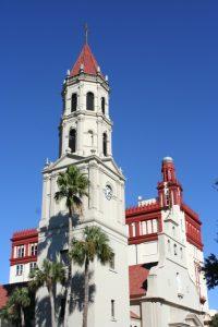 Basilica of Saint Augustine Belltower