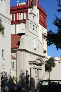 Basilica of Saint Augustine Exterior