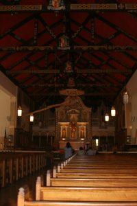 Basilica of Saint Augustine Interior