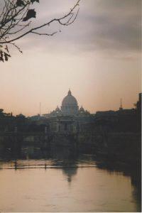 View of Saint Peter's Basilica