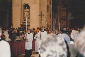 Christmas Mass at St. Peter's Basilica