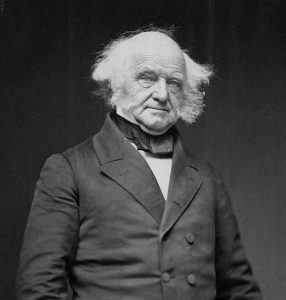 Martin Van Buren most qualified president