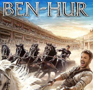 Poster from Ben Hur (2016)