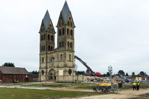St. Lambertus Church Being Torn Down (wikipedia.com)