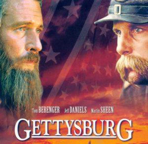 Gettysburg (1993) - Movie Poster