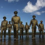 AMERICAN MILITARY MONUMENTS IN THE PACIFIC (remembering World War II in the Pacific)