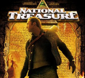 National Treasure (2004) - Movie Poster