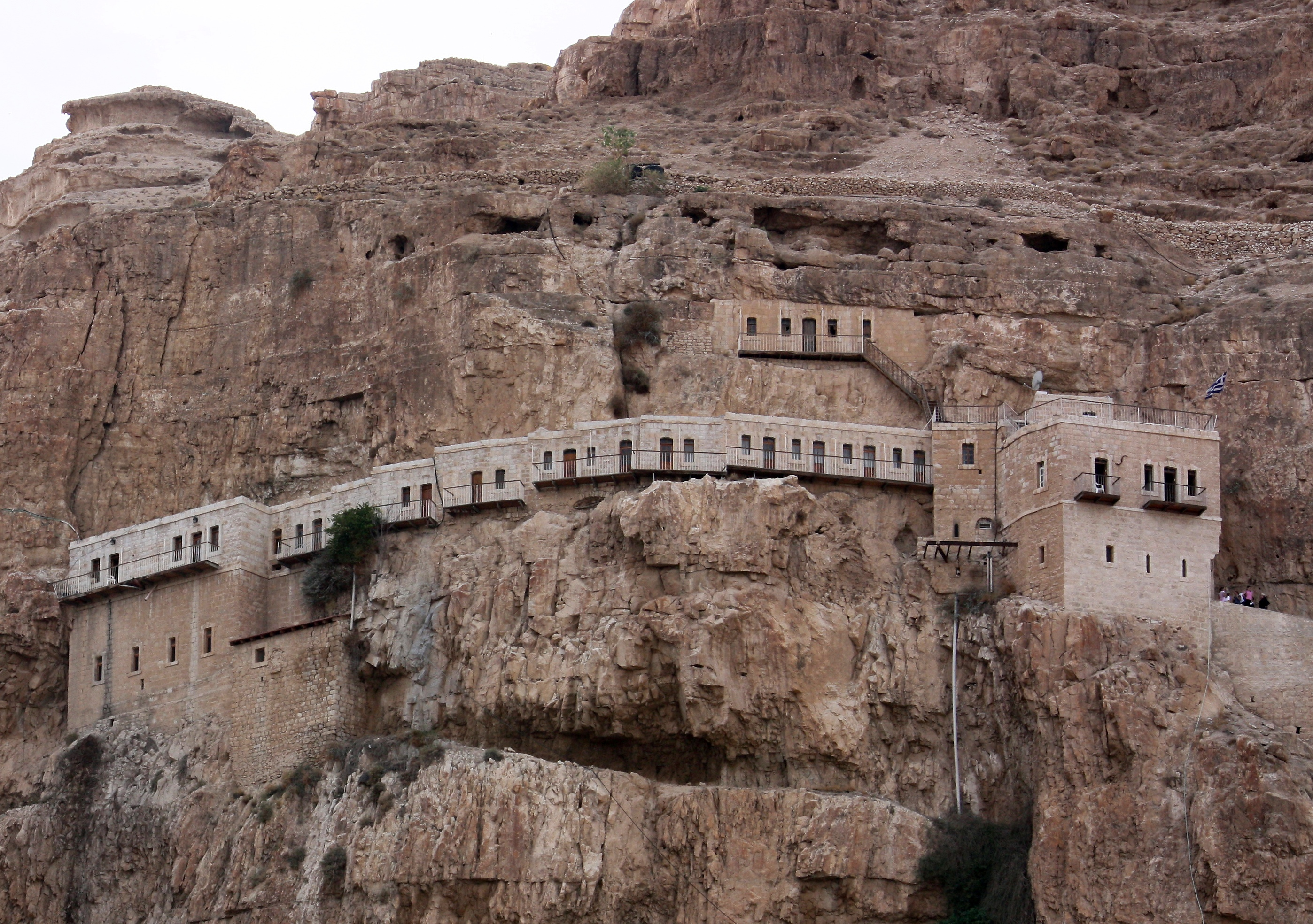 Monastery of the Temptation (wikipedia.org)
