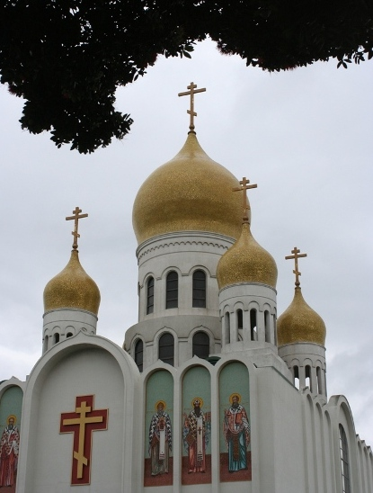 Holy Virgin Cathedral, San Francisco