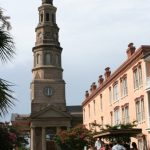 CHURCHES OF CHARLESTON'S HISTORIC DISTRICT: A WALKING TOUR