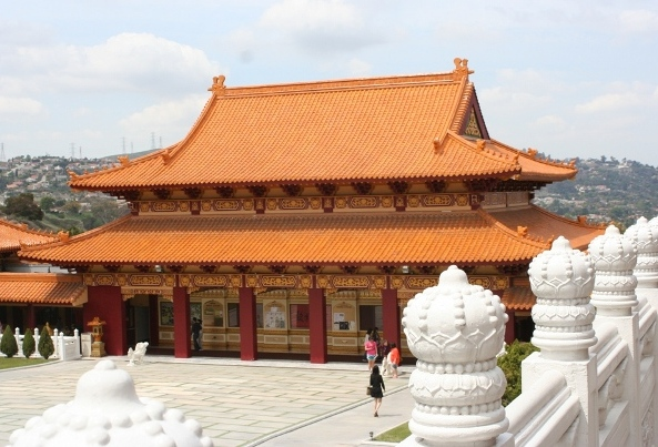 Hsi Lai Temple, Los Angeles