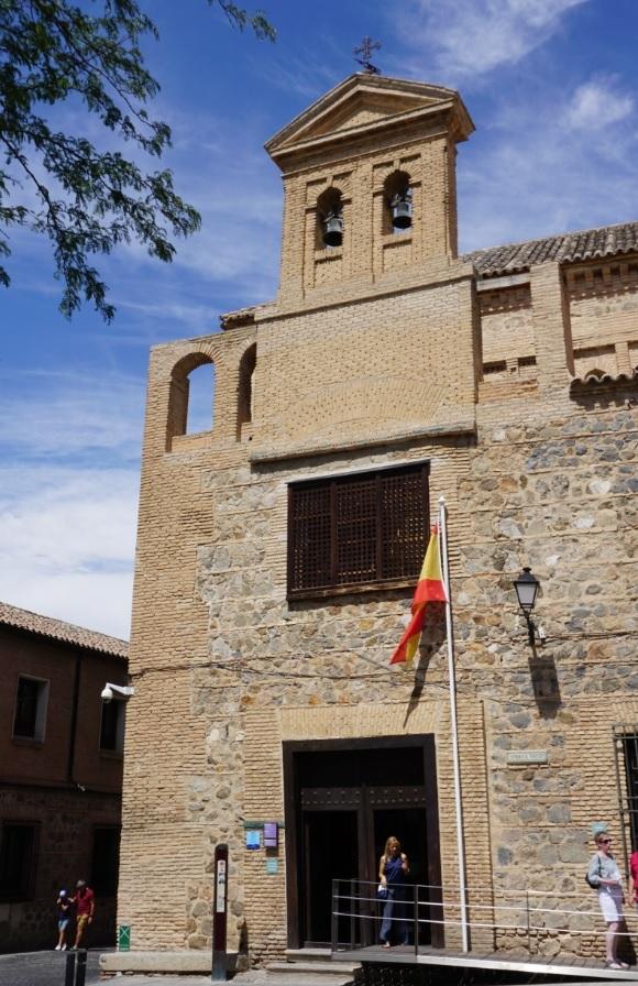El Transito Synagogue, Toledo